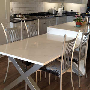 Testimonials - Cavaletti Table Base & Tuscany Chairs
