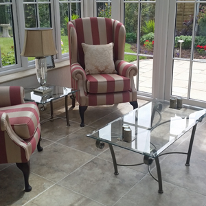 Testimonials - Bespoke size Sorrento Coffee Tables
