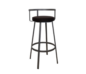 Bennington Metal Bar Stool