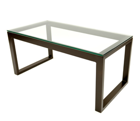 Cube Coffee Metal Table