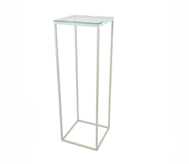 Cube Tall Side Table